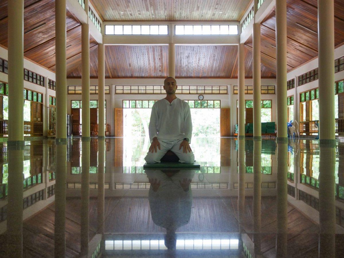 4 Wochen in einem buddhistischen Kloster in Thailand – Wat Tam Wua