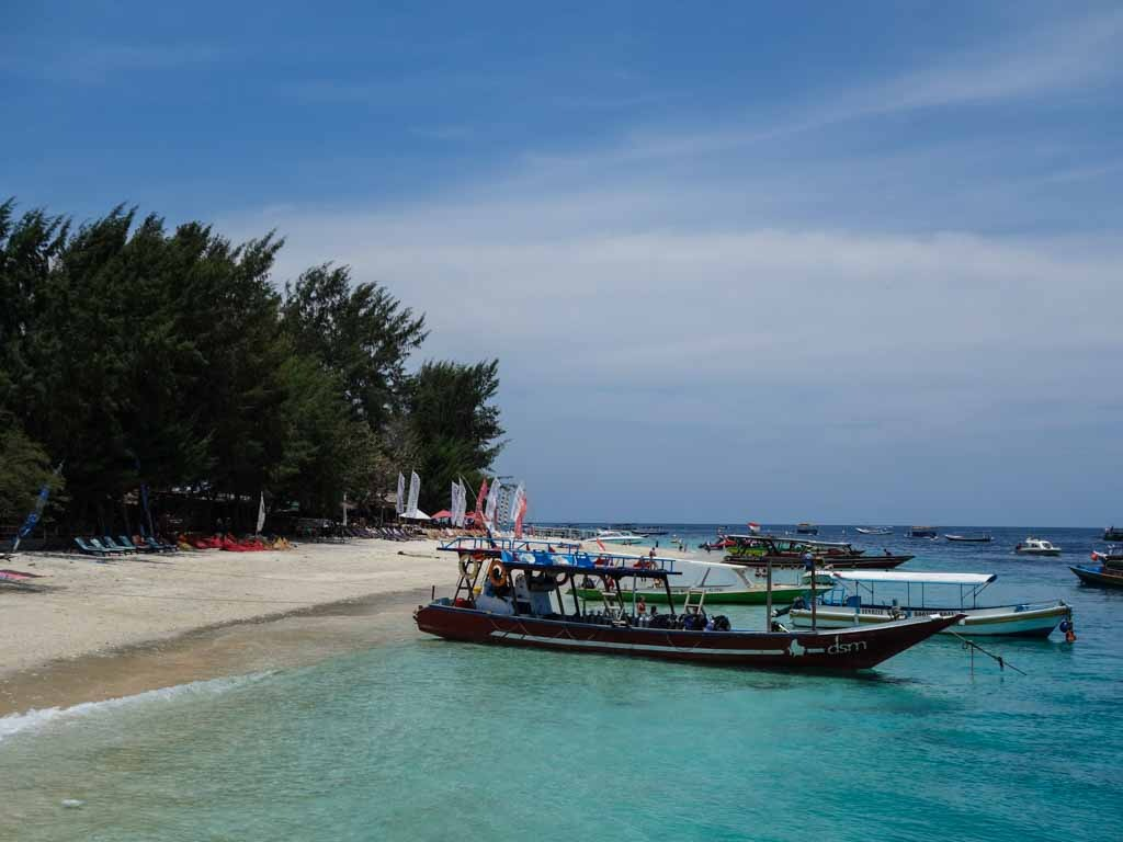 GILI TRALALA – WELCOME TO PARADISE