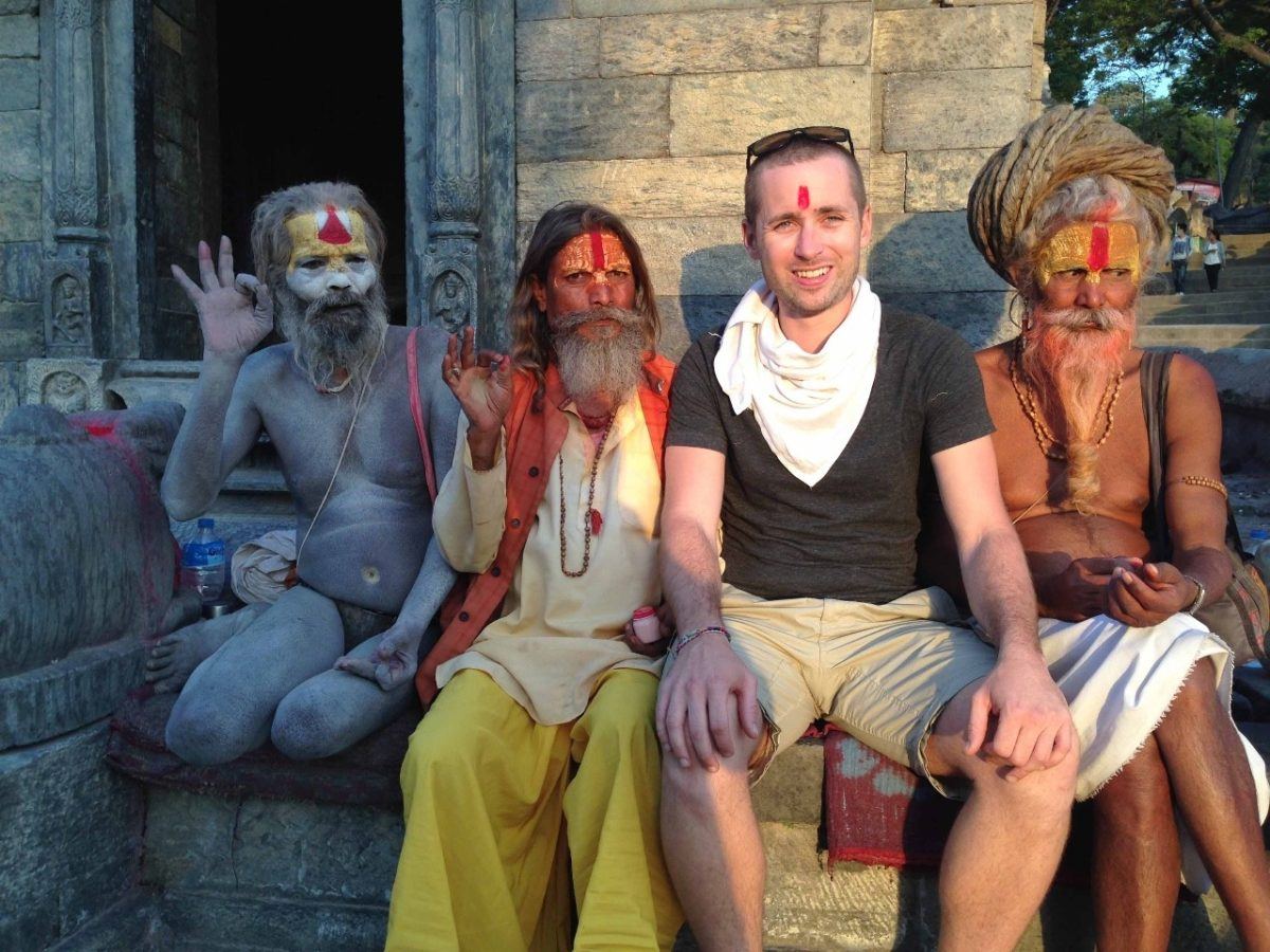 Indien ade – Kathmandu ole
