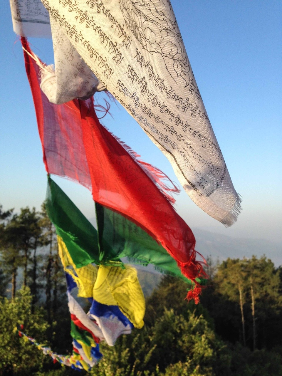 Nagarkot – Ein Blick auf den Everest….