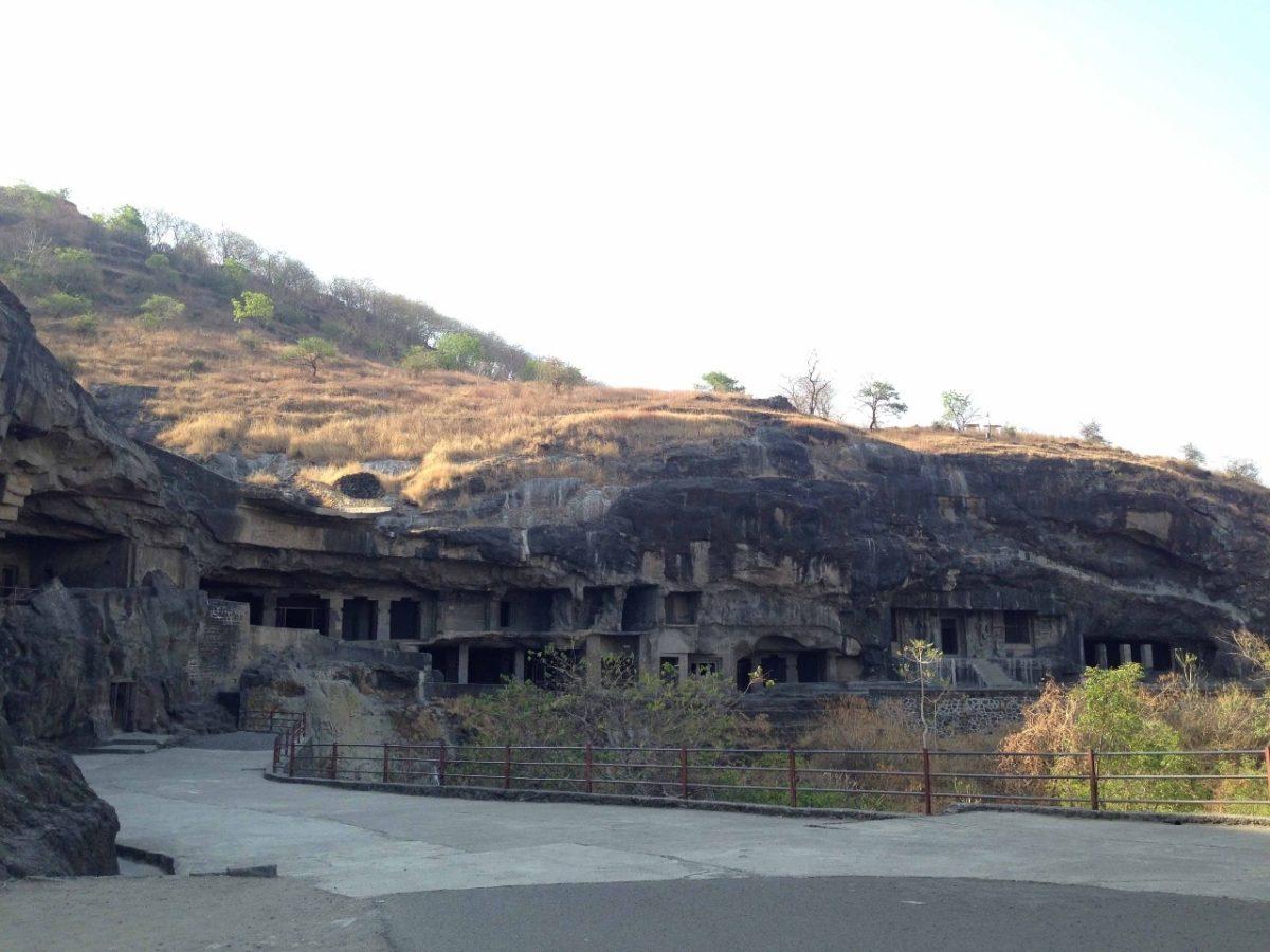 Aurangabad und die Höhlen von Ellora